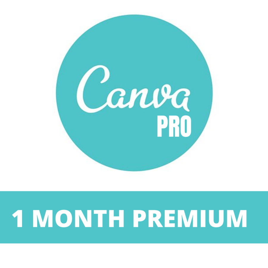 Canva Pro Account For 1 Month [With Warranty]