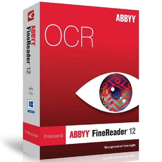 Abbyy Finereader 12 Professional with key 1 year