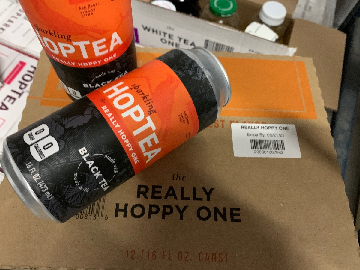 """Really Hoppy"" 12 Pack of 16oz cans."