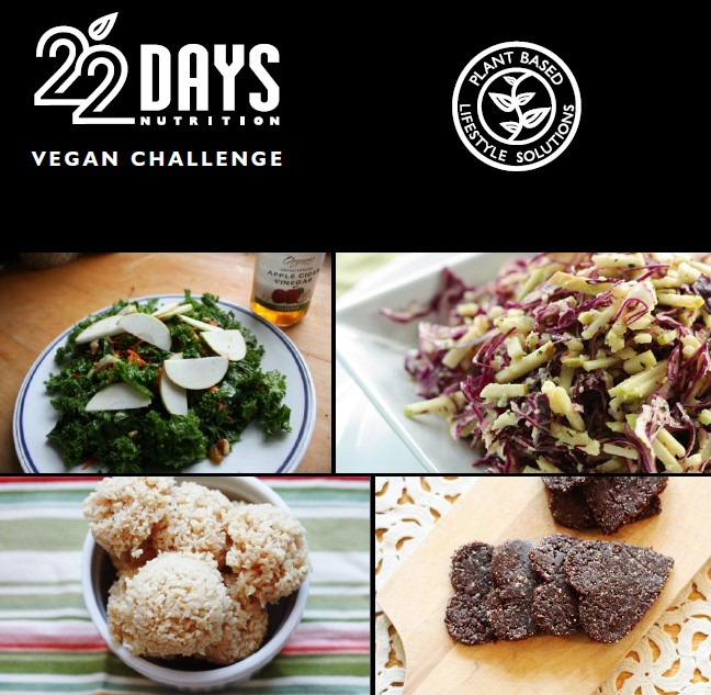 22 DAYS VEGAN CHALLENGE - Plant Based Lifestyle 🌱