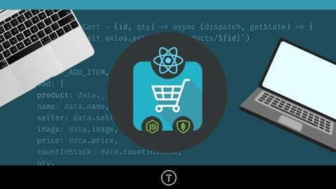 MERN eCommerce From Scratch course