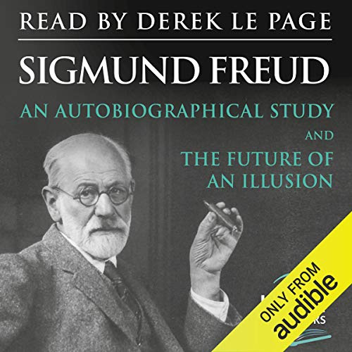 Sigmund Freud - An Autobiographical Study [AUDIOBOOK]