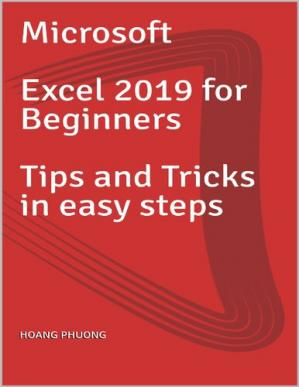 Microsoft Excel 2019 for Beginners Tips and Tricks