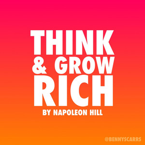 Think And Grow Rich - AUDIOBOOK
