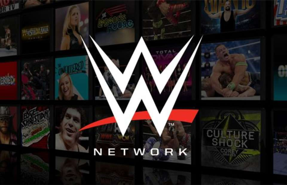 WWE Network accounts