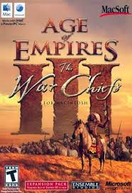 Age Of Empires III: The Warchiefs serial key