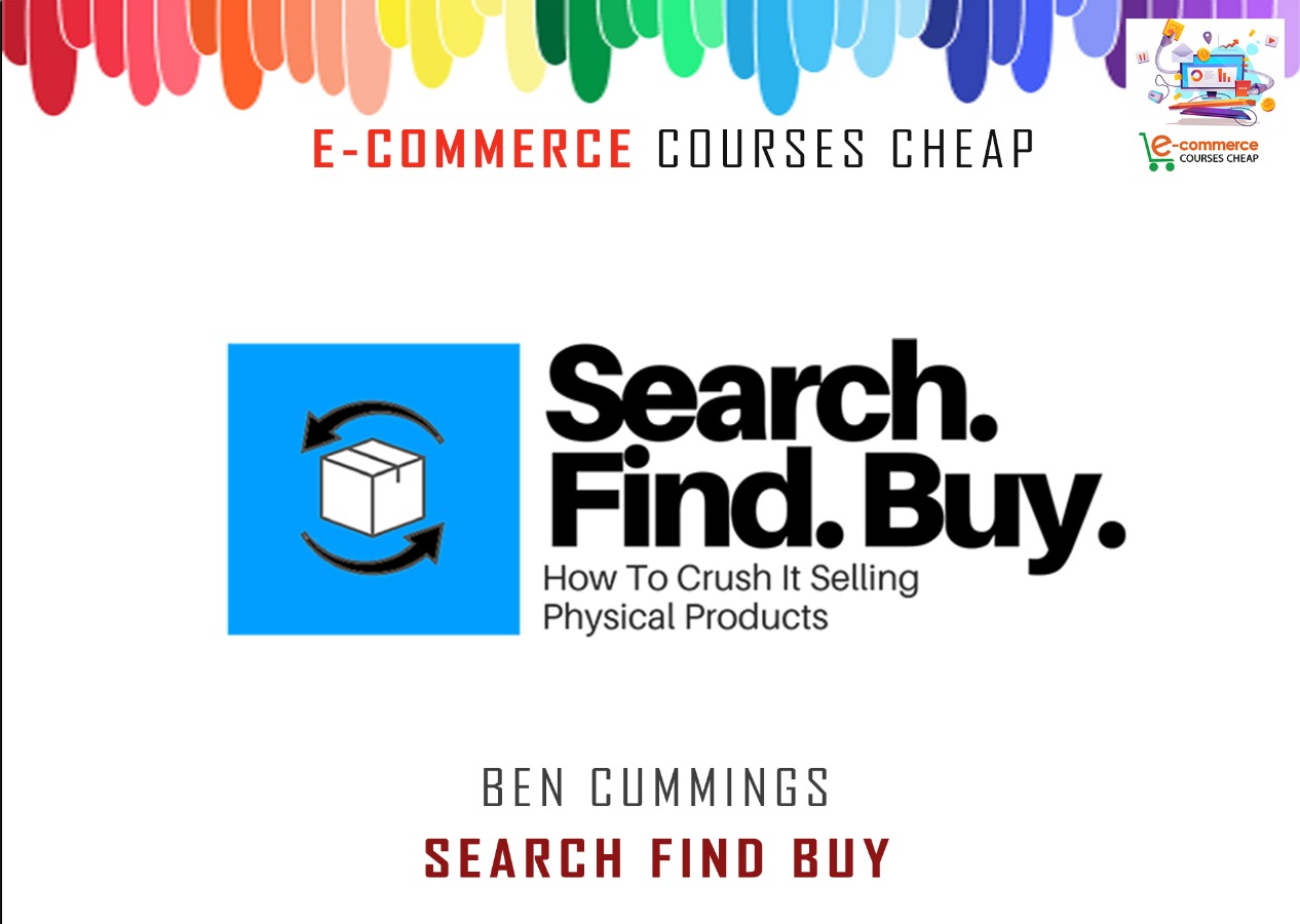 Ben Cummings - Search Find Buy