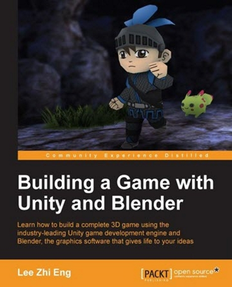 Building a Game with Unity and Blender and Building