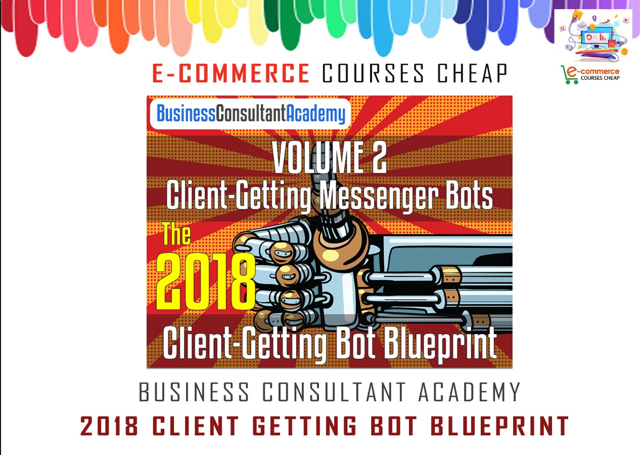 Business Consultant Academy - 2018 Client Getting Bot