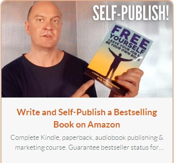 Write & Self-Publish a Bestselling Book on Amazo...