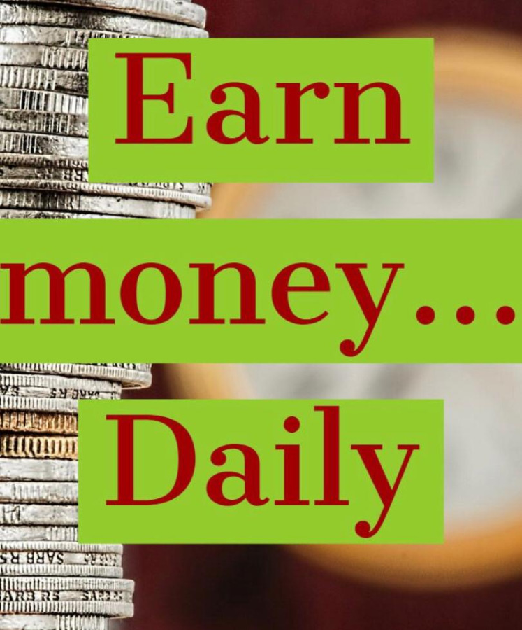 Do you want to earn 500 $-1000 $ weekly Making
