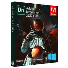 Adobe Dimension 2020 3.2.0 full software