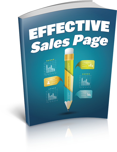 Effective Sales Page - Entrance Customers Online!