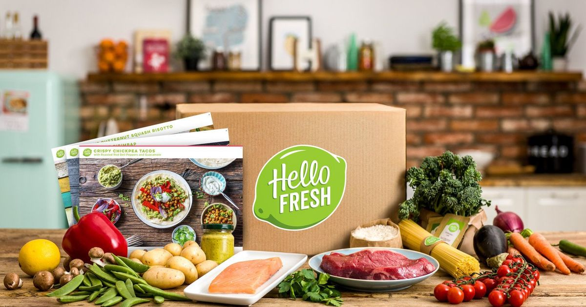 [BELGIUM] HelloFresh 100% OFF discount code 55€