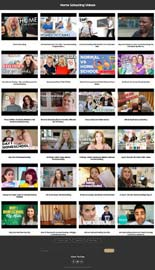 Home Schooling Instant Mobile Video Site