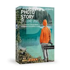 MAGIX Photostory 2021 Deluxe Lights last L VERSION