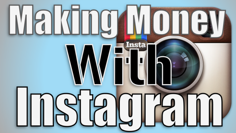 Earn Lot Of Money With Instagram