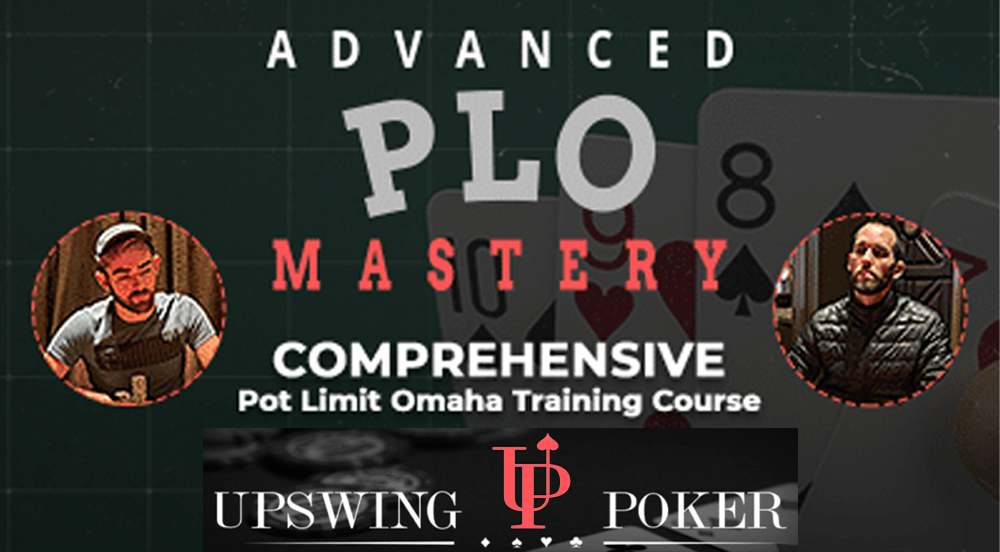 Download ADVANCED PLO MASTERY Upswing for Cheap