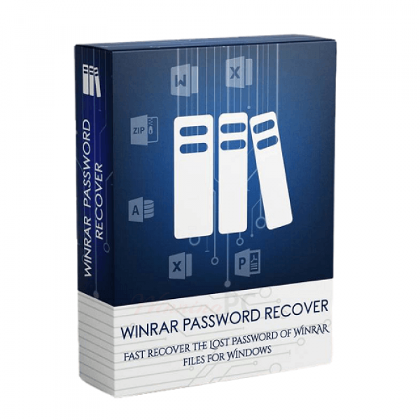 RAR Password Recover PRO — License Key - Lifetime