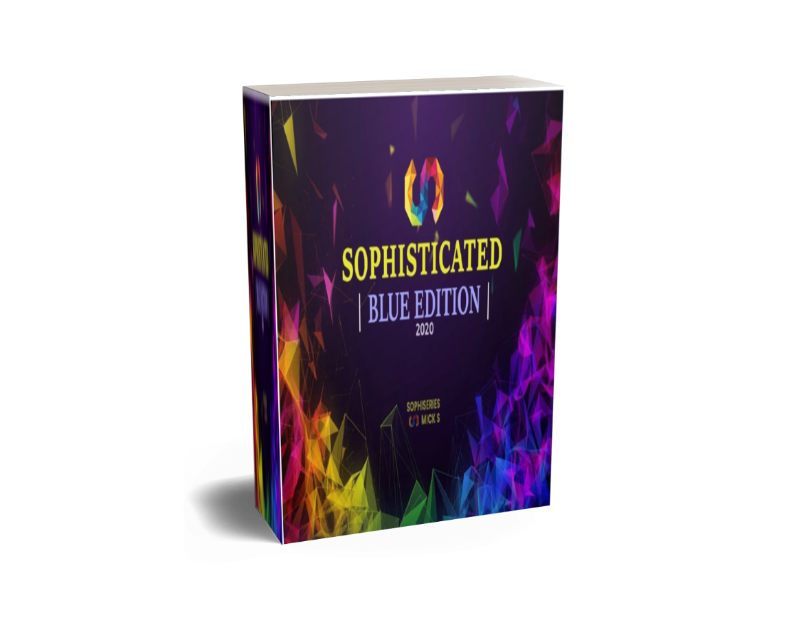 SOPHISTICATED – BLUE EDITION– 2020