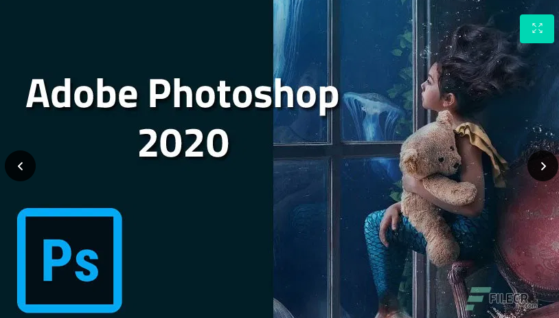 Adobe Photoshop 2020 v21.1.2 for mac
