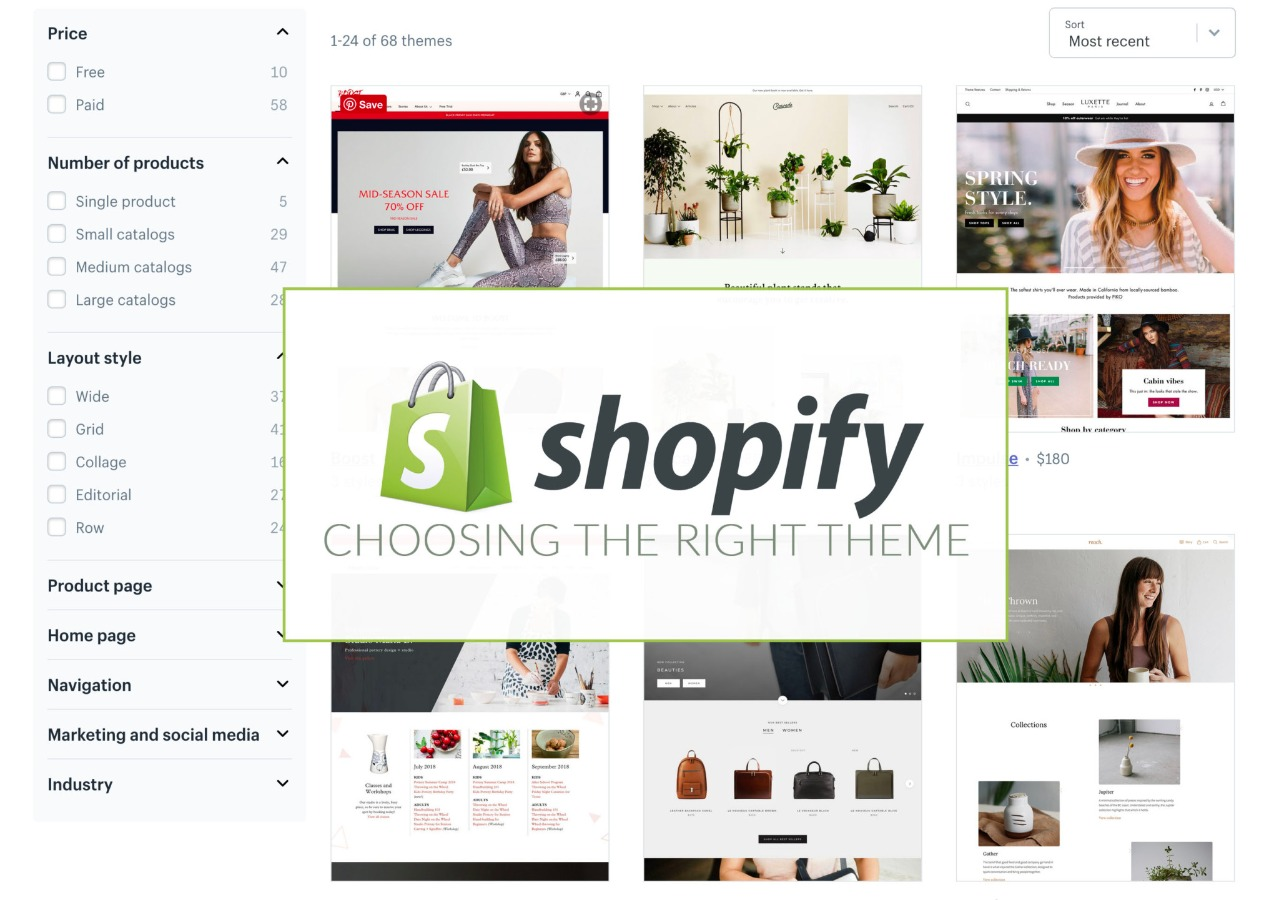 13 shopify professional Template
