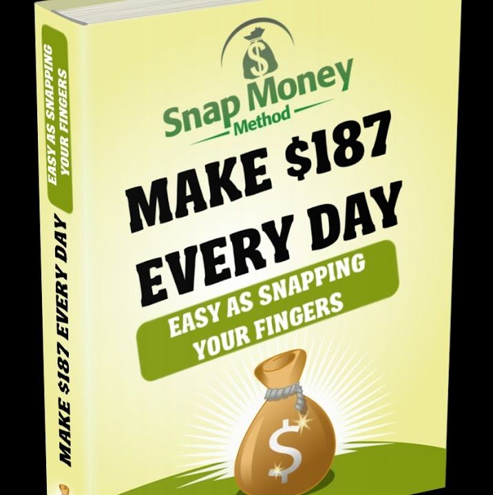 Make $187 Every Day Easy As Snapping Your Fingers
