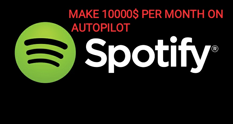 1000 Spotify Royalty eligible Streams for 3$