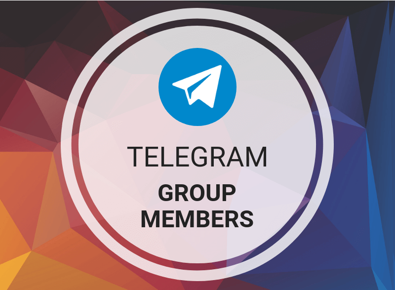 5000 Real Telegram Group Members