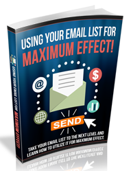 Maximizing Your Email List Potential