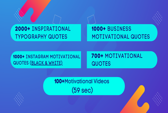 Get 5000+ Motivational quotes images for Instagram
