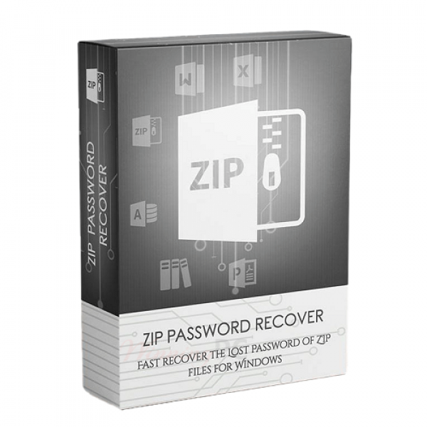 ZIP Password Recover PRO —  License Key - Lifetime