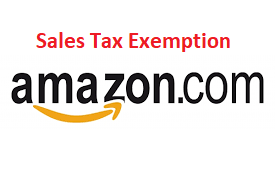 Amazon account with Tax Exemption (Free Sales Tax)