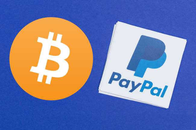 EXCHANGE BTC TO PAYPAL EURO (50 EURO) CLEAN MONEY