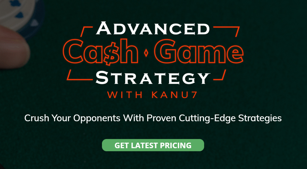 Sale ADVANCED CASH GAME STRATEGY UPSWING with kanu7 for
