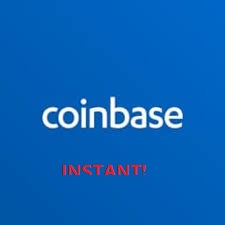 COINBASE USA INSTANT DELIVERY LEVEL 3