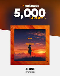 5000 Audiomack Streams
