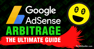 Adsense arbitrage secrets AR language  version
