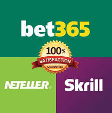 Bet365 & Skrill / Neteller fully Verified Account