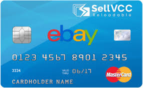 Ebay VCC Virtual Credit Card for Verification