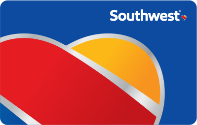 25$ Southwest Gift Card