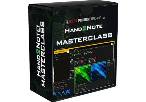 Download HAND2NOTE MASTERCLASS best poker coaching for