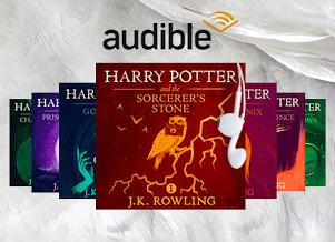 Harry Potter Complete Collection [Audiobook + Ebook]