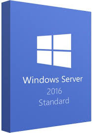 Windows Server 2016 Version 1607 Updated August 2020