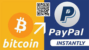 Exchange Bitcoin into PayPal (Pay $40 BTC - $50 PayPal)