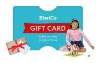 KiwiCo 100$ EGift Card