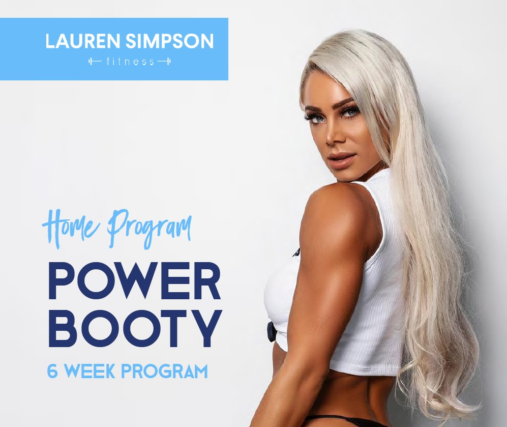 Lauren Simpson Full Program [4 Ebooks]