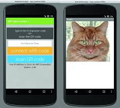 make android apps with source code