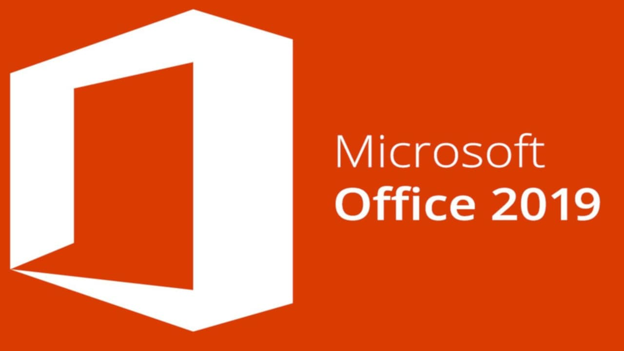 MICROSOFT OFFICE PROFESSIONAL PLUS 2019 for Windows