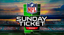 NFL Sunday Ticket MAX (Season Long Warranty)